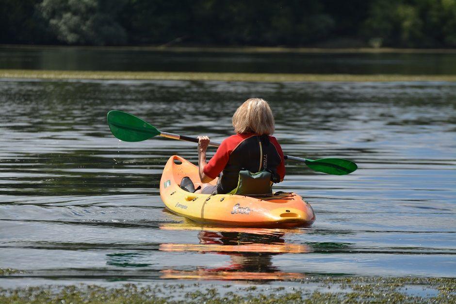 kayak-combinado